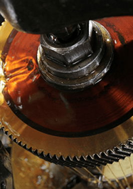 Lubricating Oil Analysis