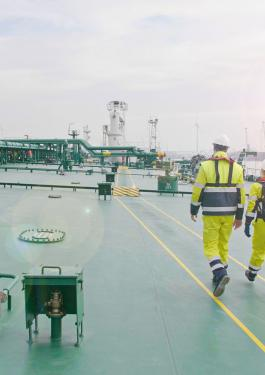 CARGO INSPECTION AND LABORATORY TESTING
